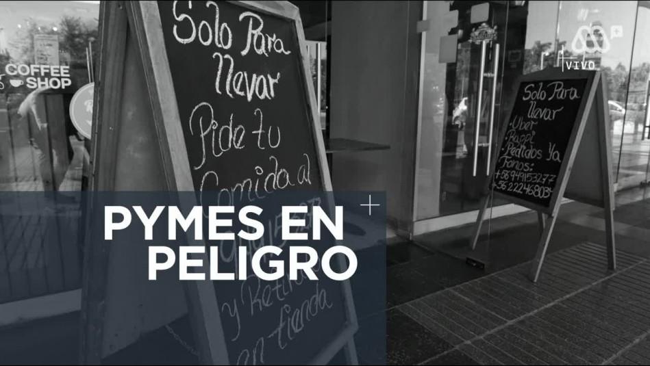 Coronavirus en Chile: Las Pymes en peligro por la pandemia