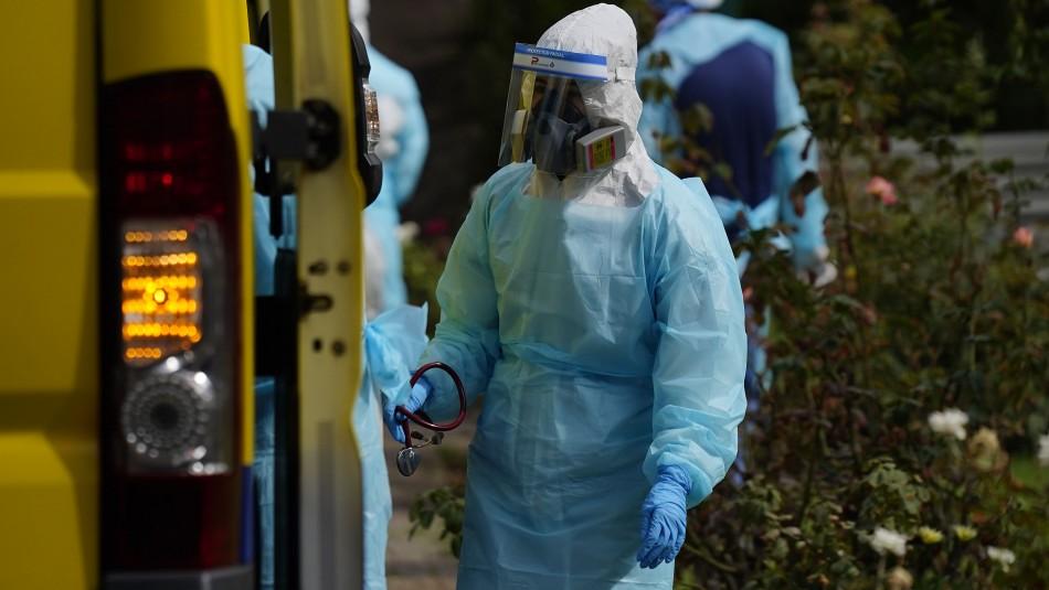 Balance de coronavirus en Chile: 11 nuevas muertes y 9.252 contagios