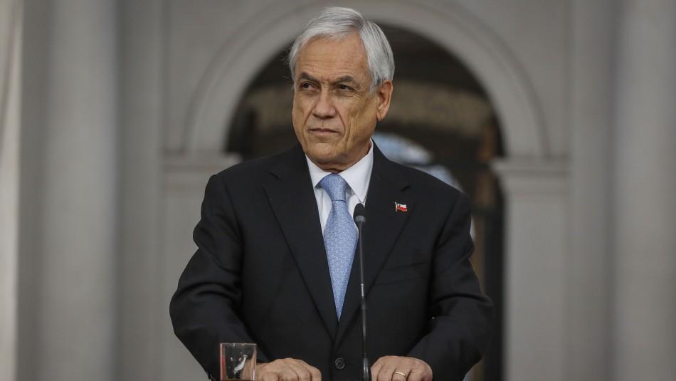 Piñera por futura reapertura del comercio: