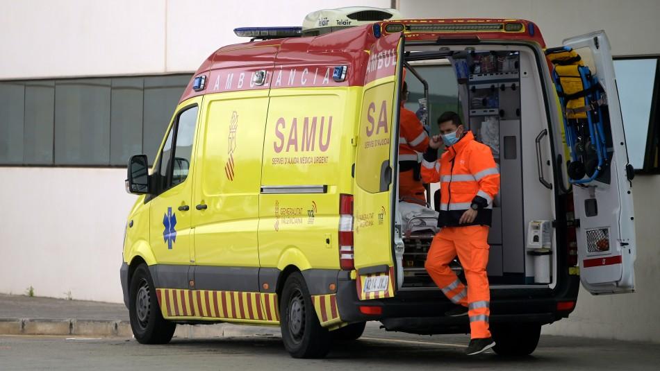 España registra 565 muertes en 24 horas y supera los 20.000 fallecidos por coronavirus
