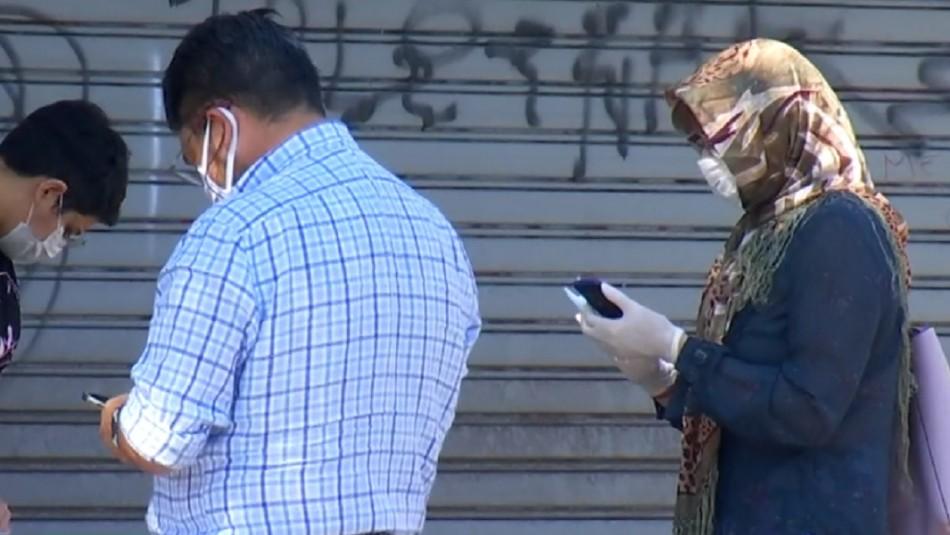 Migrantes atrapados: El impacto del coronavirus en los extranjeros en Chile