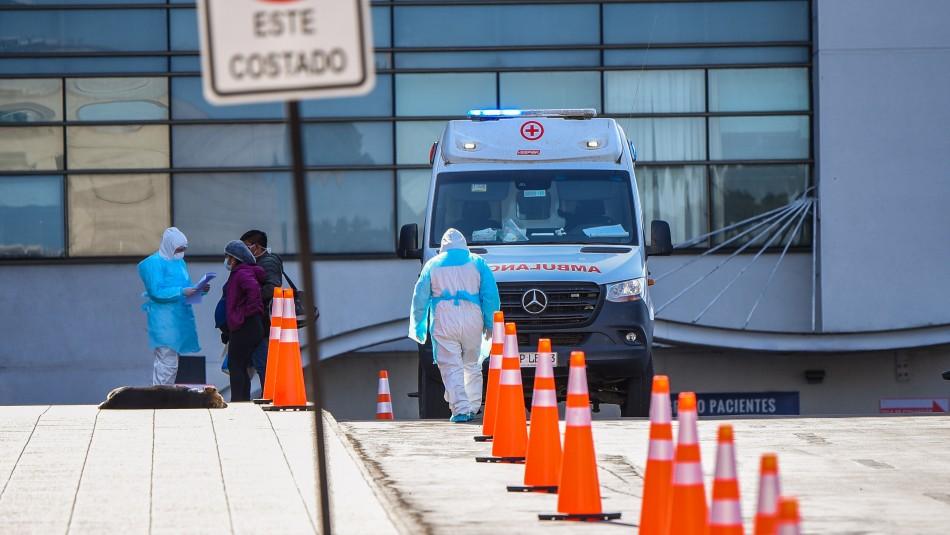 Siete nuevos fallecidos en Chile por coronavirus: Todos mayores de 50 años y cinco recibieron