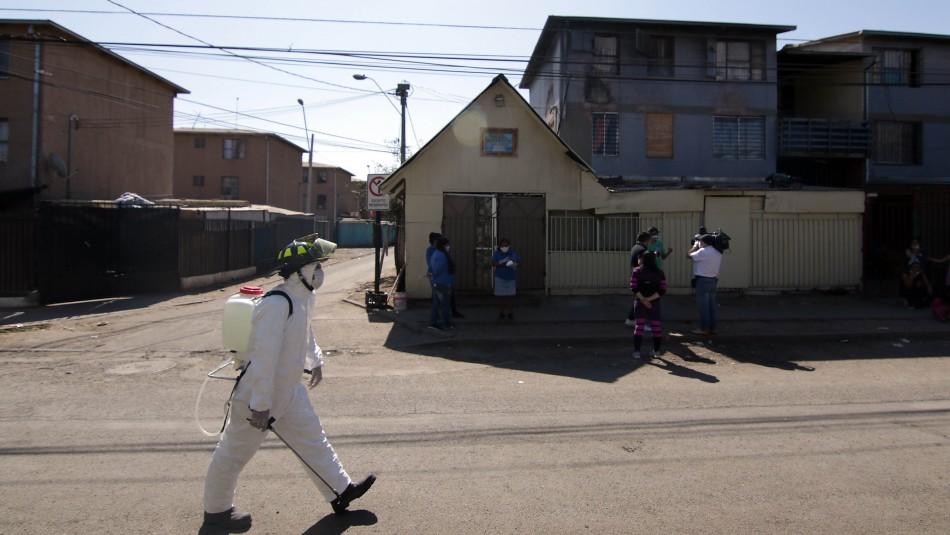Cuarentena desigual: Luchando contra el coronavirus sin recursos