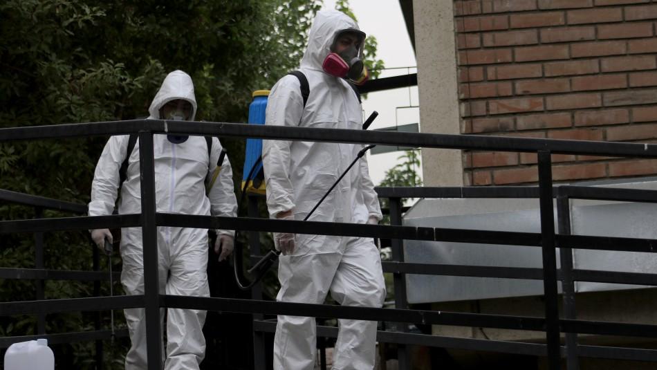 Se registran 12 contagiados por brote de coronavirus en hogar de ancianos en La Florida
