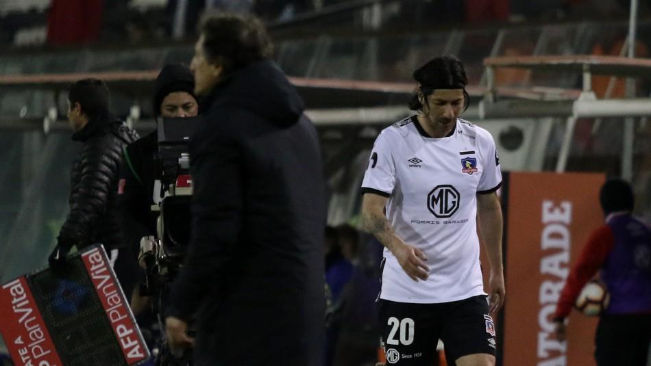 La dura crítica de Jaime Valdés a Mario Salas: