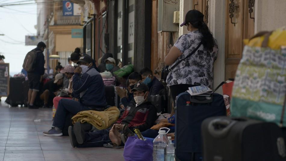 Crisis en la frontera: Bolivia niega ingreso a sus propios ciudadanos