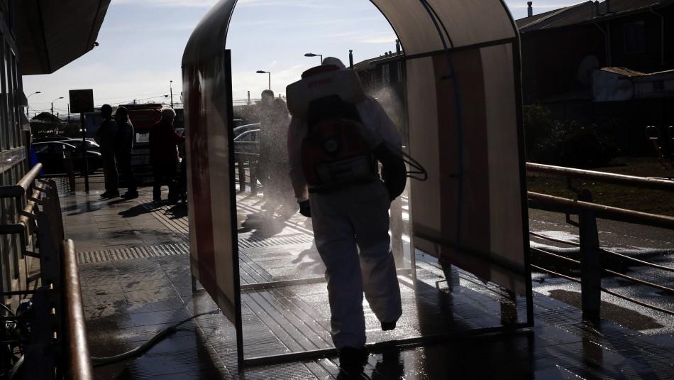Daza anuncia fiscalización de túneles sanitizadores para descartar presencia de componentes tóxicos