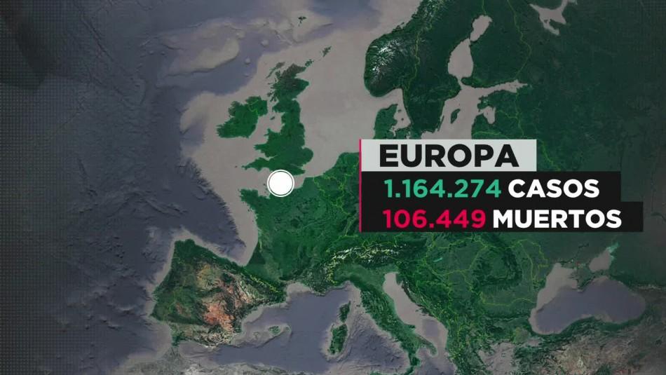 Coronavirus en Europa: Cautelosos levantamiento de restricciones