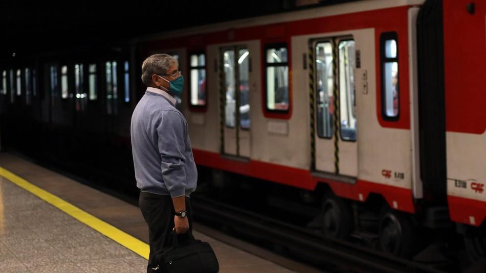 Reapertura de estaciones de Metro