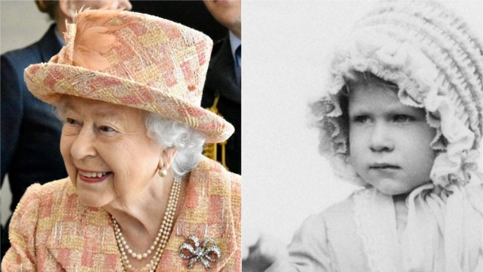Así era la reina Isabel II de niña: Videos inéditos salen a luz en su cumpleaños 94