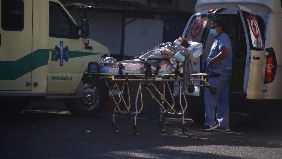 Minsal reporta ocho nuevos fallecidos por coronavirus y contagios llegan a 10.832