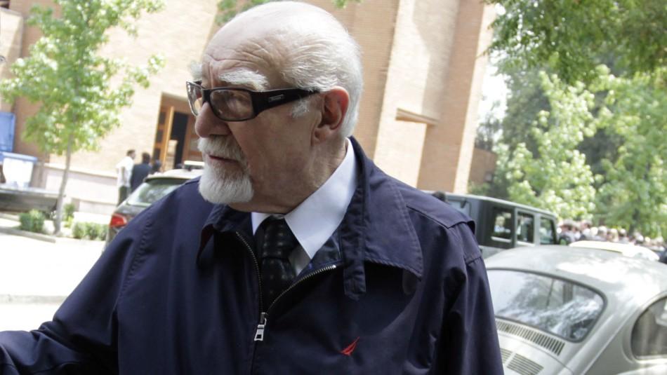 Confirman que Sergio Onofre Jarpa falleció por coronavirus