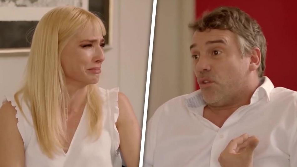 100 Días Para Enamorarse: Laura está muy afectada por la relación de Pedro y Miss Cristina