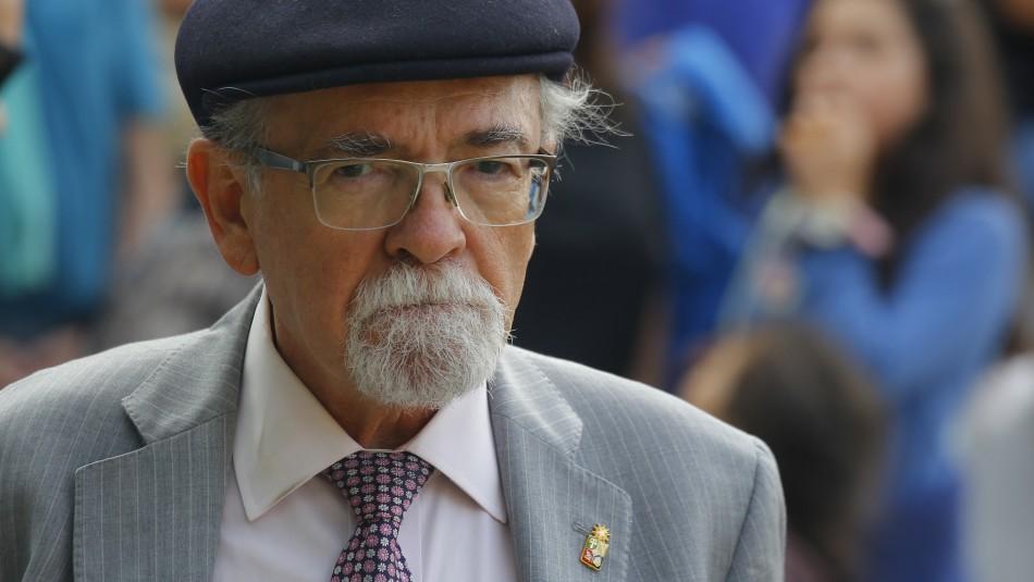 Profesor José Maza revela que su madre de 91 años padece coronavirus:
