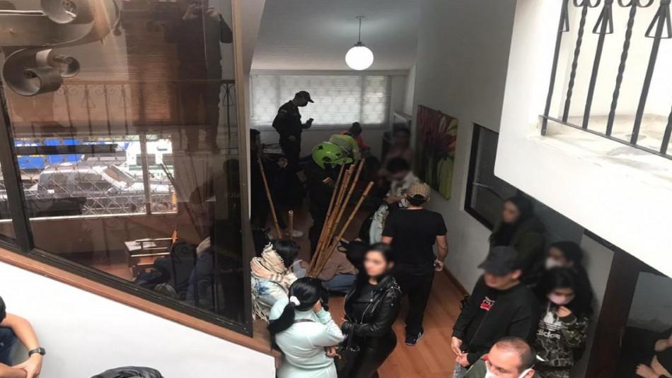 41 colombianos arriesgan 8 años de cárcel por incumplimiento de la cuarentena por Covid-19