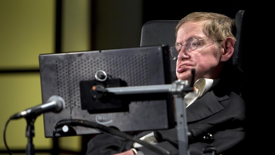 Familia de Stephen Hawking dona su respirador a hospital para lucha contra el coronavirus