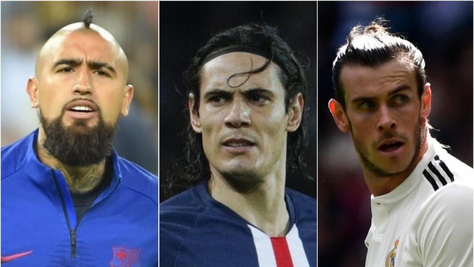 Club inglés pretende fichar a Arturo Vidal y otras figuras mundiales para dominar la Premier League