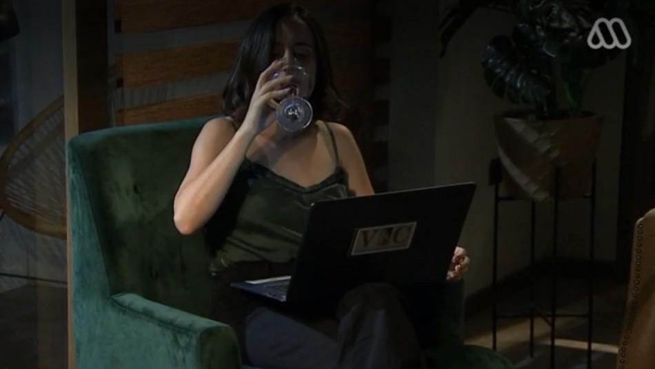 Verdades Ocultas: Rocío descubre vínculo con El Santo y retoma vieja adicción