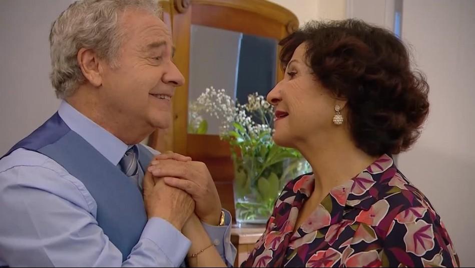 Yo soy Lorenzo: Eleuterio le cantó una romántica canción a Rosita