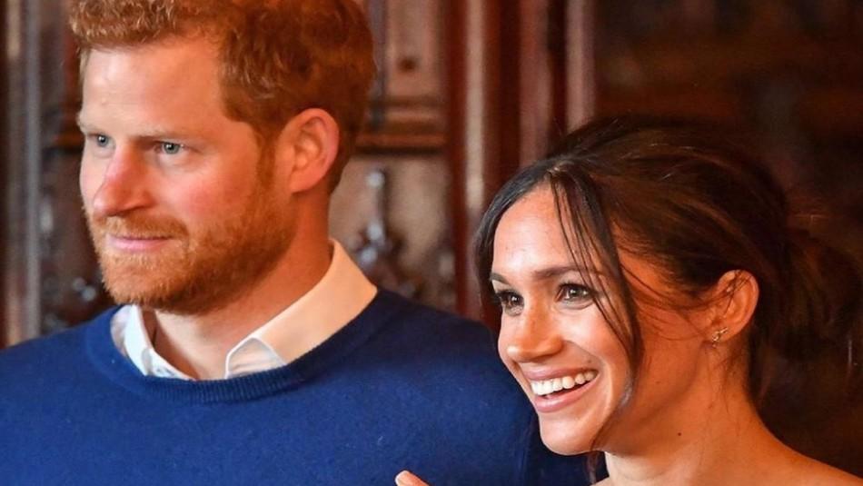 Filtran mensajes que Meghan Markle le envió a su padre antes de su boda con Harry