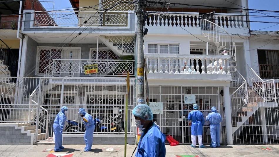 Detectan en clínica de salud mental mayor foco de contagio por coronavirus en Colombia
