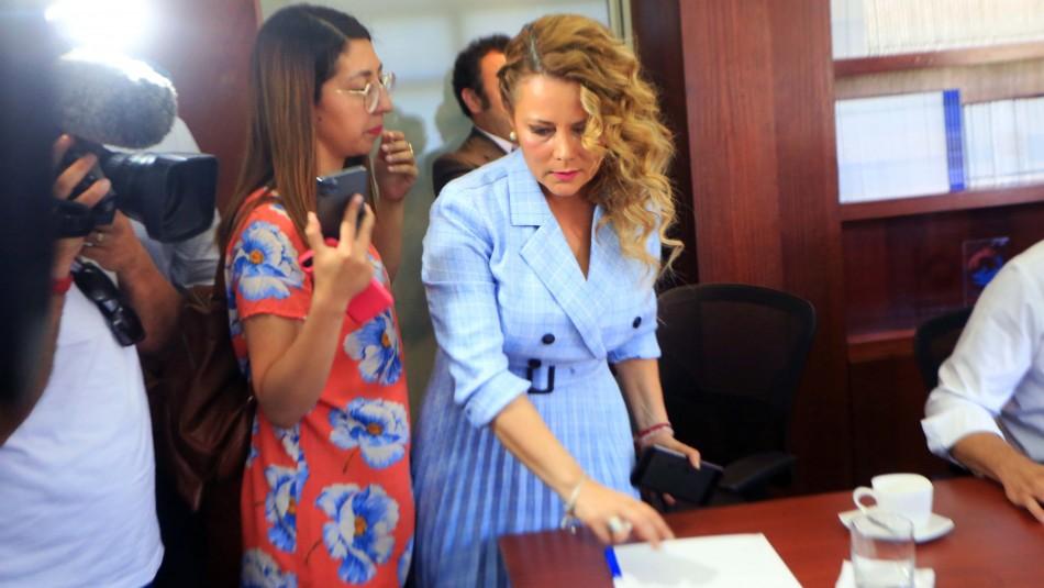 Alcaldesa Barriga explica
