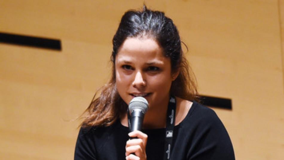 Quién es Francisca Alegría, la directora chilena que conquistó el corazón de Fernanda Urrejola