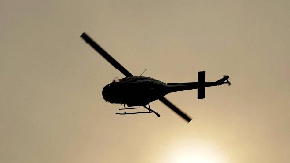 Realizan investigación en aeródromos de Santiago por uso de helicópteros durante la cuarentena
