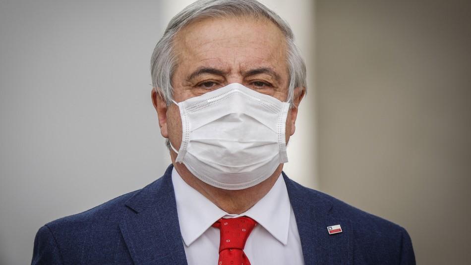 Mañalich tras reunión con la OMS: 75% de los contagiados con Covid-19 son asintomáticos