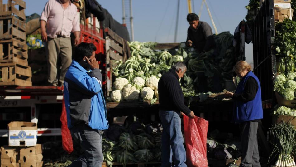 Así funcionará el mercado Lo Valledor durante la cuarentena en Pedro Aguirre Cerda