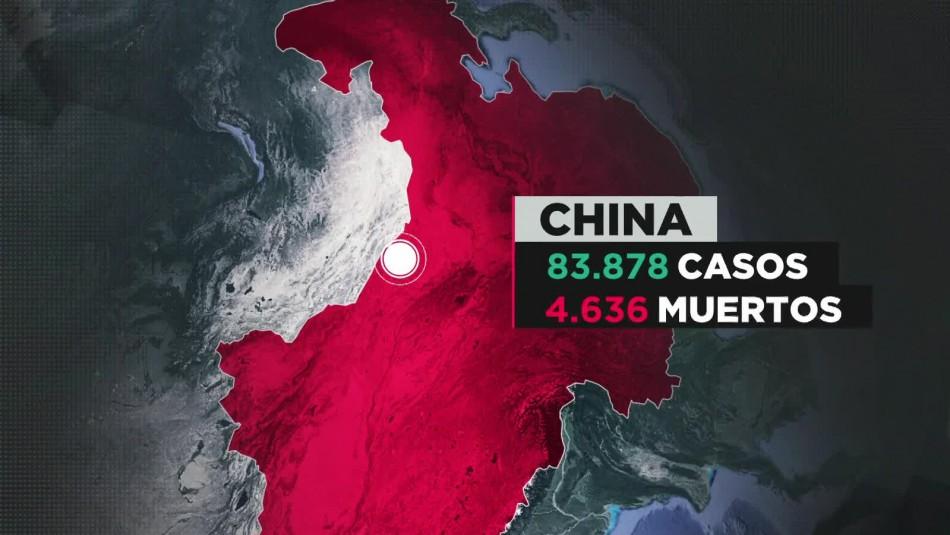 Coronavirus en China: Contagiados serían cuatro veces mayores a las cifras oficiales