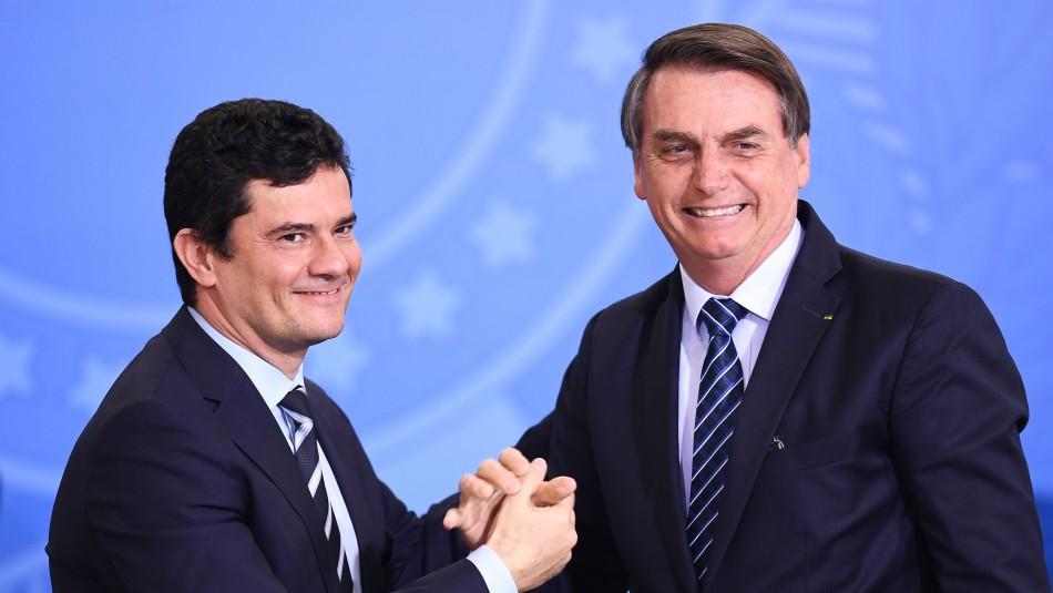 Renuncia Sergio Moro, el popular ministro emblema de la lucha contra la corrupción en Brasil