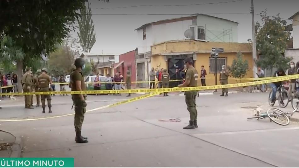 Se registra balacera en Cerro Navia: Testigos reportan al menos un herido