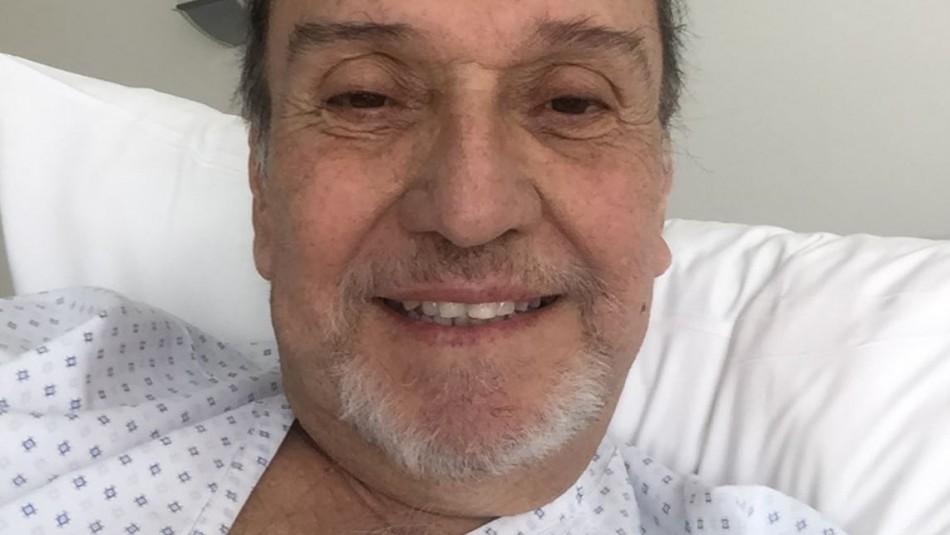 Pato Frez se recuperó del coronavirus en medio de su batalla contra el cáncer:
