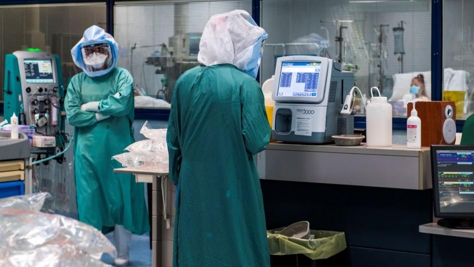 Estudio sostiene que coronavirus resiste hasta 7 días expuesto a una temperatura de 22°C