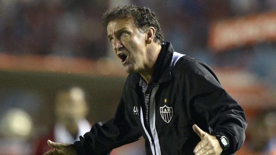 DT campeón de la Libertadores asegura que estuvo
