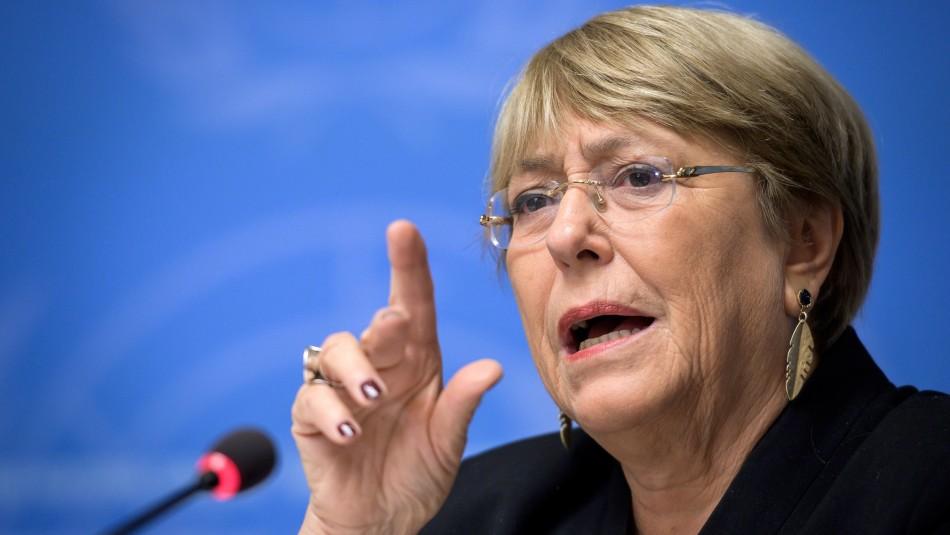 Bachelet: Algunos gobiernos usan el coronavirus como pretexto para restringir la información y sofocar las críticas