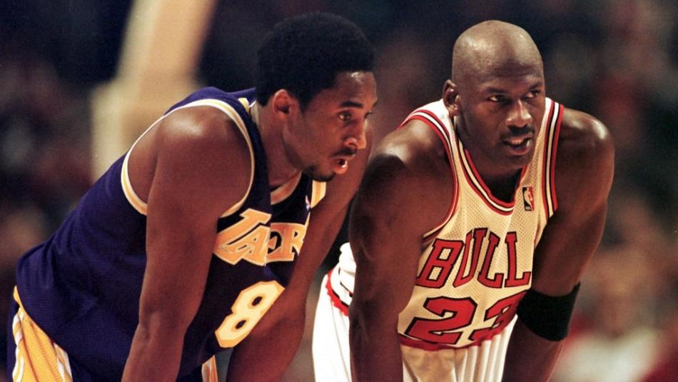 Como Michael Jordan: Kobe Bryant podría tener su documental al estilo