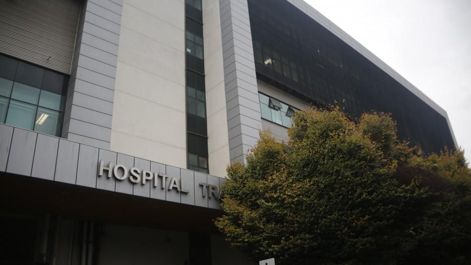 Brote de coronavirus en Hospital Traumatológico de Concepción