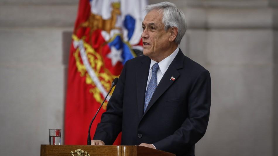 Cadem: Aprobación de Piñera llega a un 24% y un 34% respalda su gestión ante la crisis por coronavirus