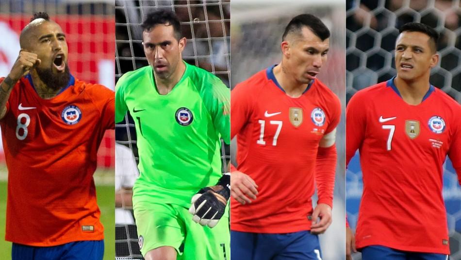 De Claudio Bravo a Alexis Sánchez: Cracks de la Roja cambian de club y dos pueden volver a Chile