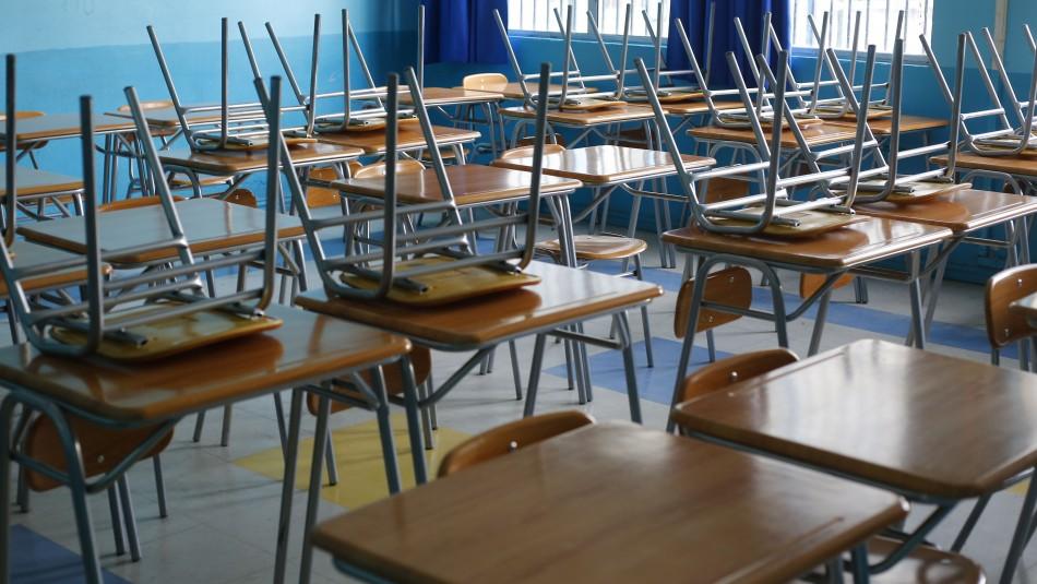 Educación 2020: El regreso a clases debe ser cuando no implique un riesgo para la población