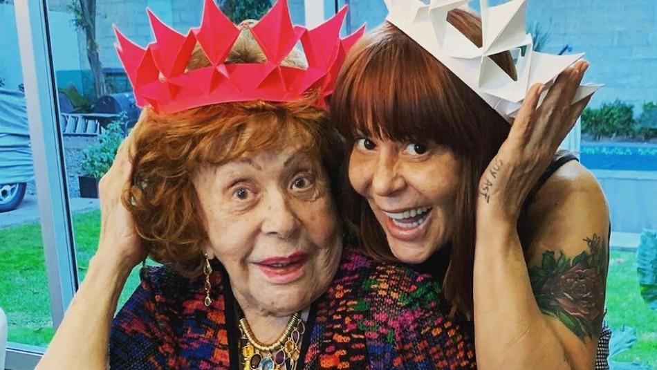 Las redes estallan: Alejandra Guzmán pide ayuda para su mamá y luego publica un video de decoración