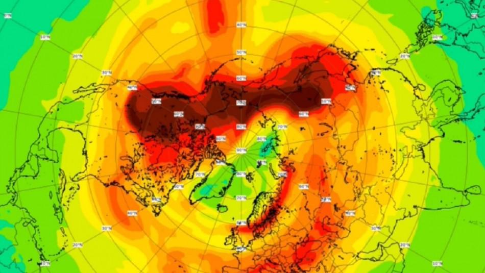 Se cierra agujero en la capa de Ozono