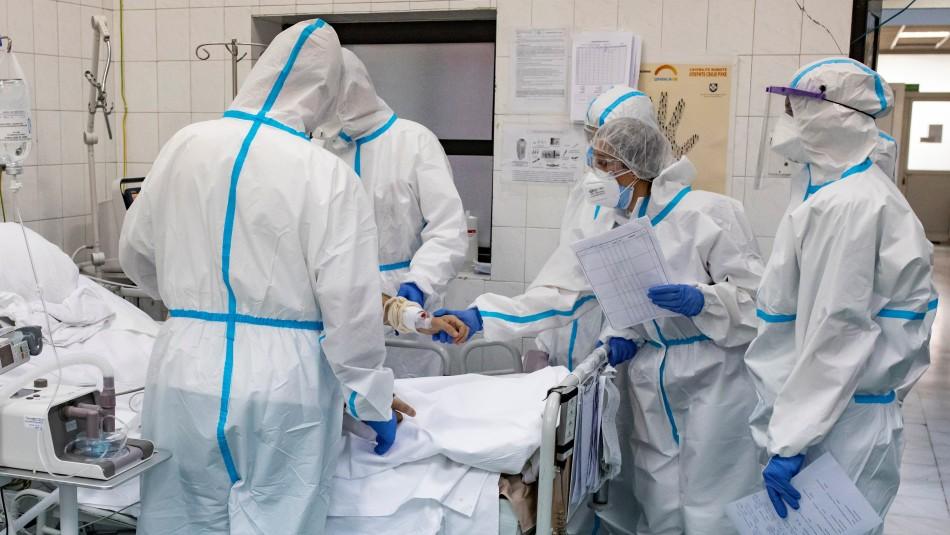 Agencia internacional reporta más de 200 mil muertes por coronavirus alrededor del mundo