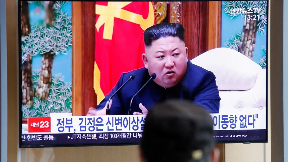 Televisión norcoreana afirma que Kim Jong Un envió saludo a trabajadores en medio de informaciones de su posible muerte