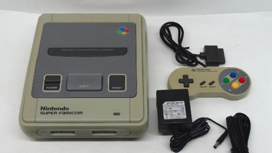 Regalarán 100 consolas Super Nintendo en Japón en medio de la cuarentena por COVID-19