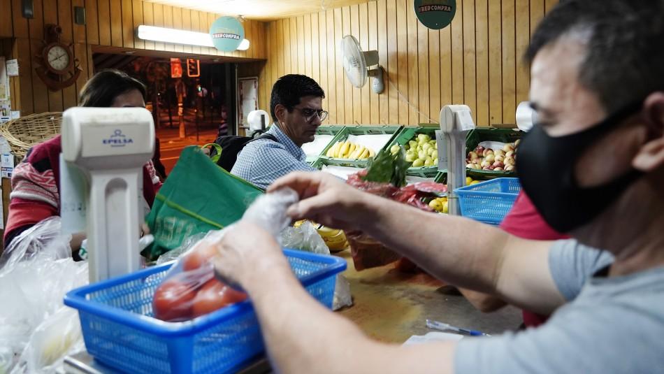 Ventas del Comercio Minorista en la RM caen un 19% en marzo: Solo supermercados presentan alzas