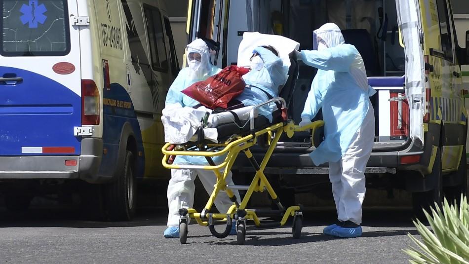Chile se acerca a los 200 muertos por coronavirus con nueve fallecidos en últimas 24 horas