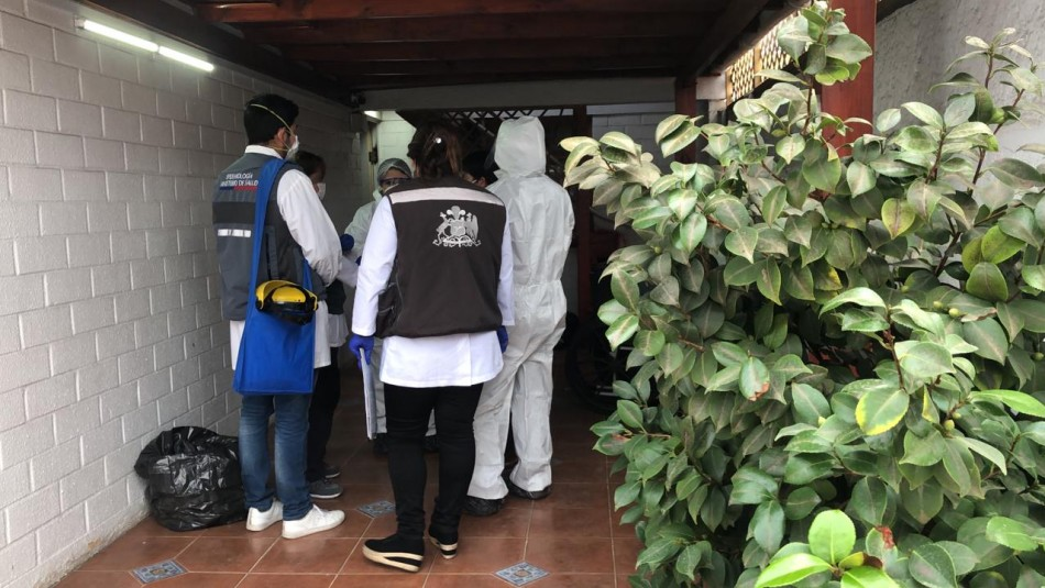 Investigan a hogar de Quilicura donde 12 ancianos dieron positivo por covid-19